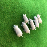 Serious-Play 00 Scale Pigs - Resin Animals