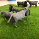 Serious-Play 00 Scale Cows- Resin Animals