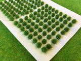 Swamp Green 4mm - Standard Grass Tufts