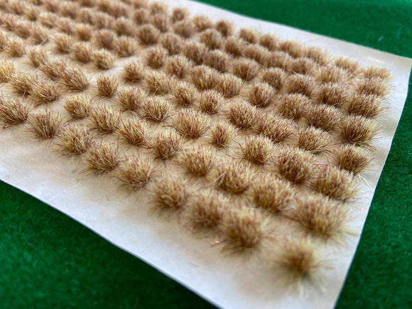 Dry Country Spring 4mm - Standard Grass Tufts