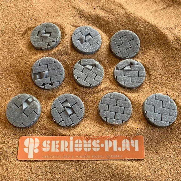 Flagstones - Resin Bases