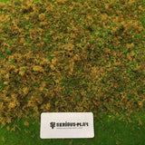 Serious-Play Forest Green Mixed 'Fine Leaf Foliage' Modelling Scatter.