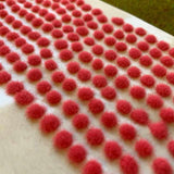 Coral Pink 2mm - Standard Grass Tufts