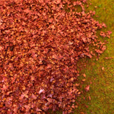 Rose Red Precision Leaves