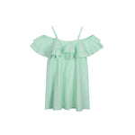 Girl's Mint Summer Sundress