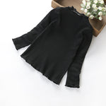 Girls Long Sleeve T-Shirt With Prom Dress Set (2 Piece Set) - -