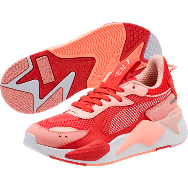 RS-X Toys Women's Sneakers High Risk Red