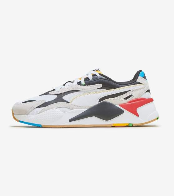 RS-X³ WH Men's Sneakers