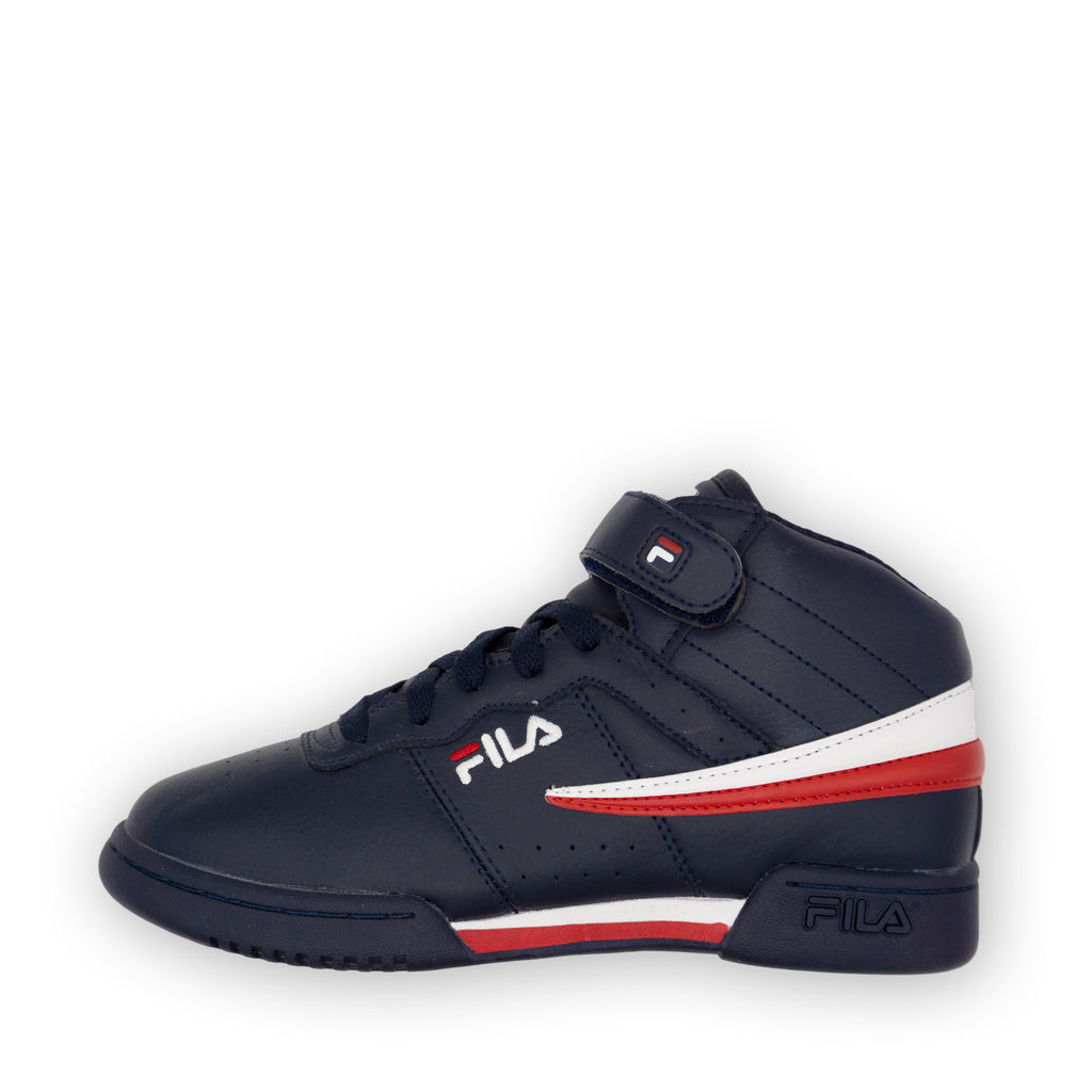 FILA Big Kids F13 MID PINSTRIPE Navy