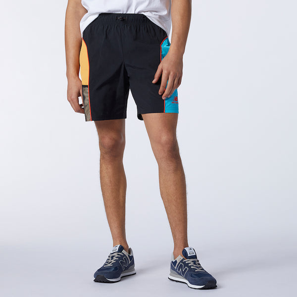New Balance Athletics Wind Short (Black Multi)