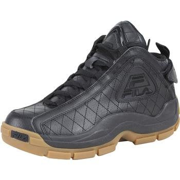 Fila Mens 96 Quilted Black