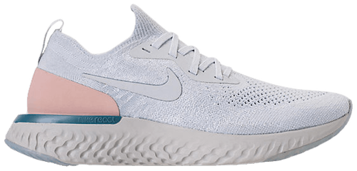 Nike Epic React Flyknit Pure Platinum Celestial Teal (W)