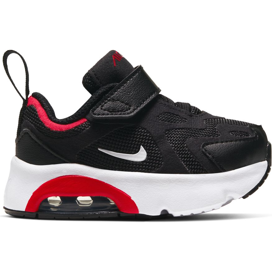 Nike Air Max 200 Black University Red (GS)