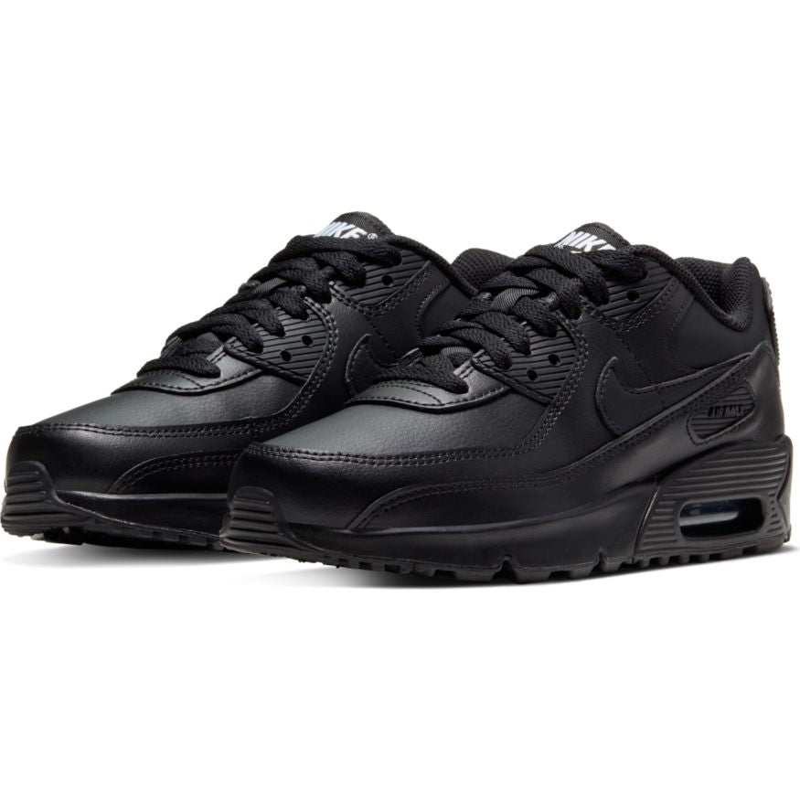 Nike Air Max 90 Recraft Triple Black (GS)