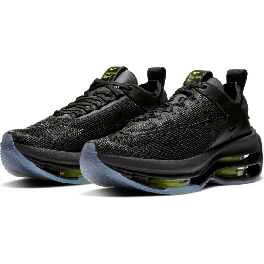 Nike Zoom Double Stacked Black Women's Shoe