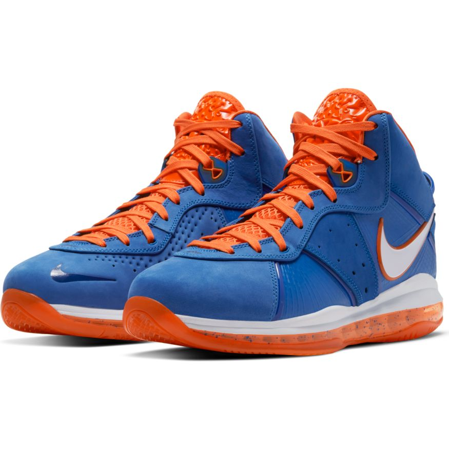 "LeBron 8 ""Blue/Orange"" Men's Shoe"