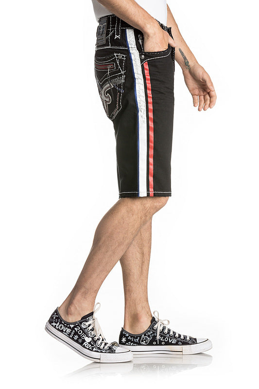 Rock Revival MONTELL H2 SHORTS