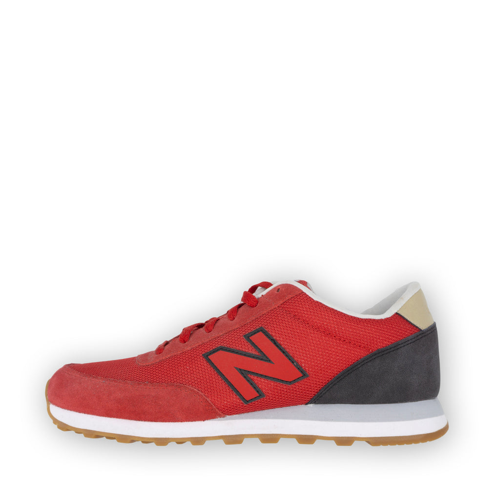 New Balance 501 Men (red suede)