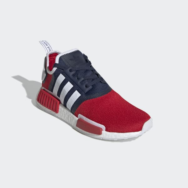 Adidas NMD_R1 Navy Scarlet Shoes