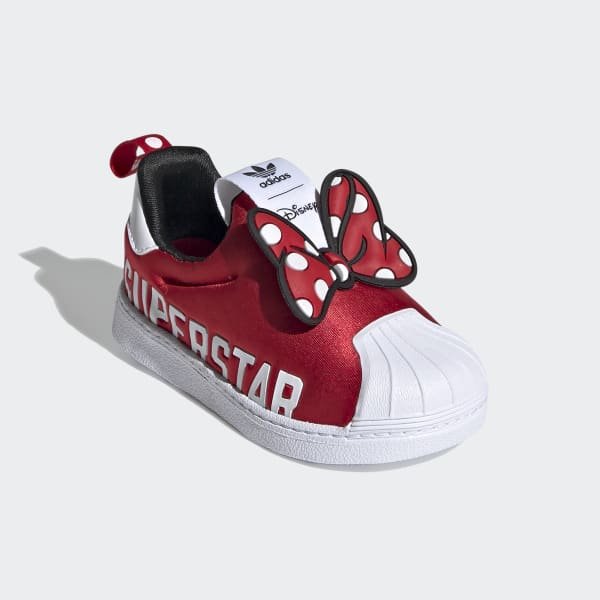 "Adidas Superstar 360 X ""Minnie Mouse"" Little Kid's Shoe"