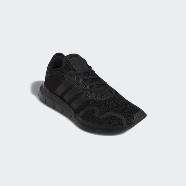 Adidas Big Kids' Swift Run X Shoes - Black