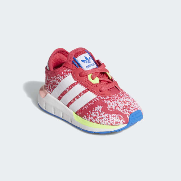 Adidas Swift Run X Shoes Power Pink Infant Girls'