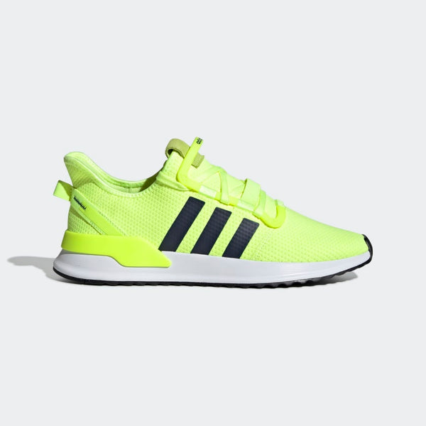 Adidas U_Path Run Shoes - Yellow