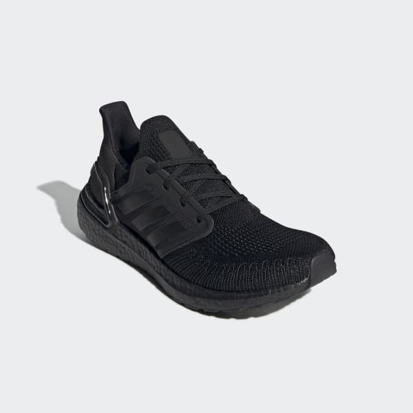 Adidas Ultra Boost 20 Triple Black Men's Shoe