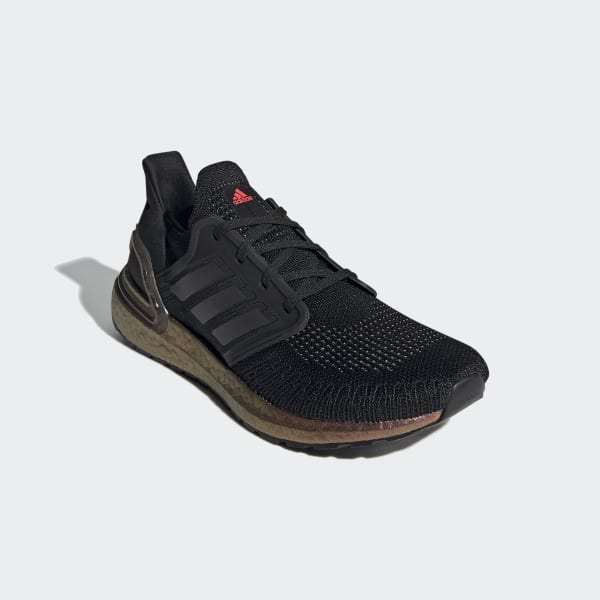 Adidas Ultraboost 20 Shoes - Black