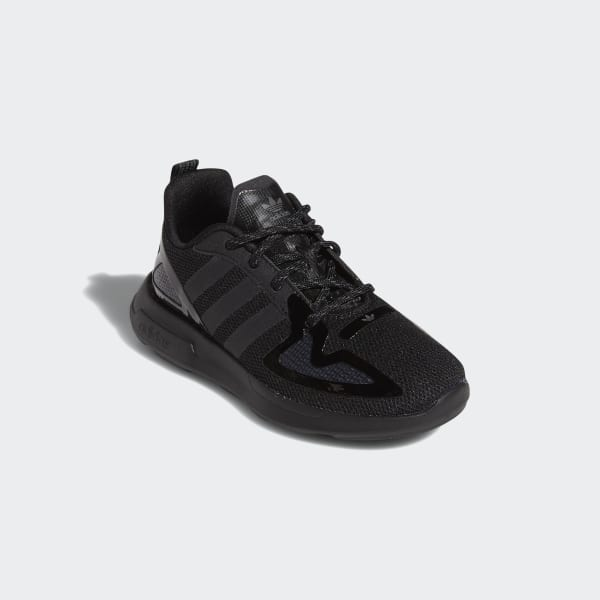Adidas ZX 2K Flux Pre-School Shoes - Black