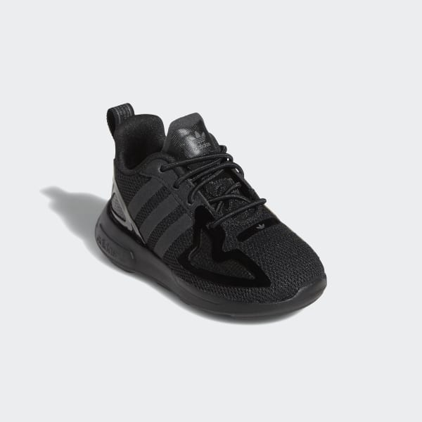 Adidas ZX 2K Flux Toddler Shoes - Black