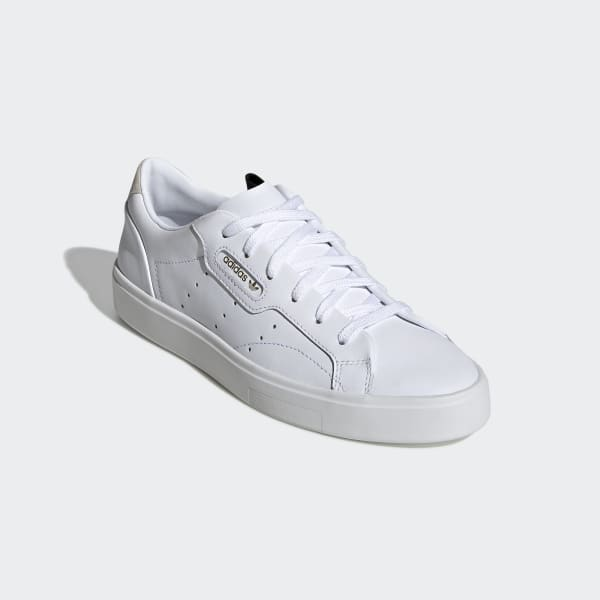 Women's Adidas Sleek White Shoe
