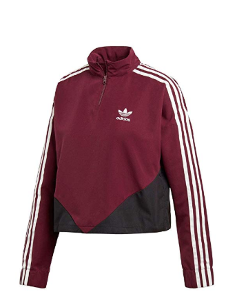 Adidas Women's Cropped Sweater
