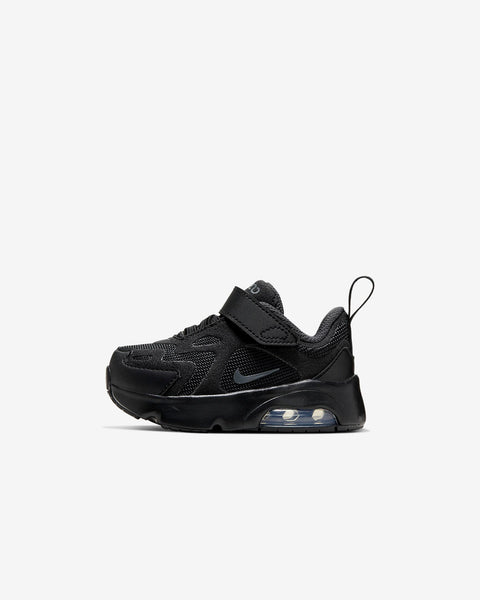 Nike Air Max 200 Triple Black (TD)