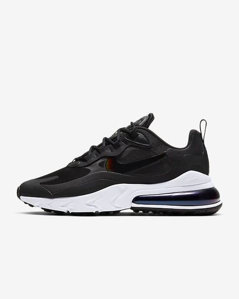Nike Air Max 270 React Black/White Women's Shoe