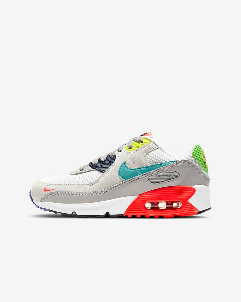 Nike Air Max 90 EOI Big Kids' Shoe (Grey)