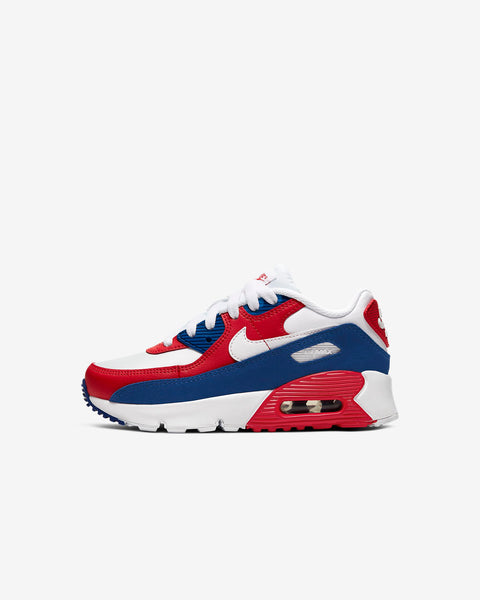 Nike Air Max 90 Little Kids' University Red Shoe