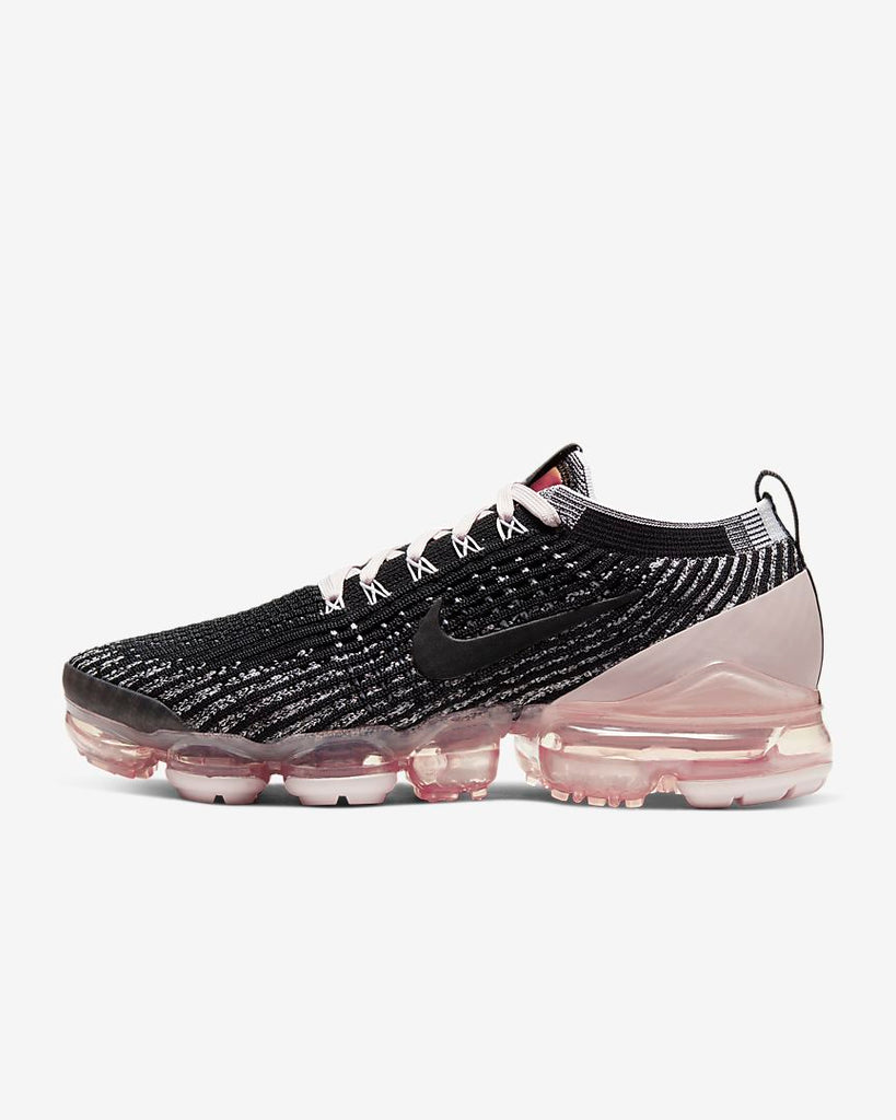 Women's Nike Air Vapormax Flyknit 3 Black Barely Rose