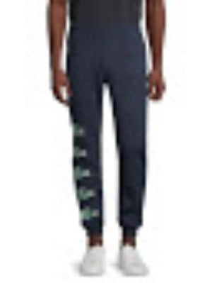 Men's Lacoste SPORT Crocodile Print Fleece Jogging Pants