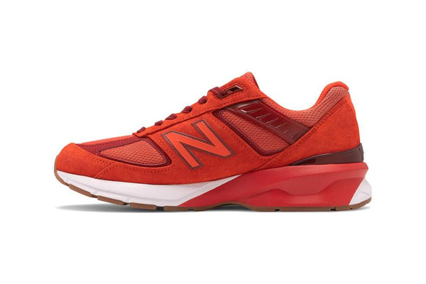 "New Balance Made in US 990v5 ""Molten Lava with Fireball"""