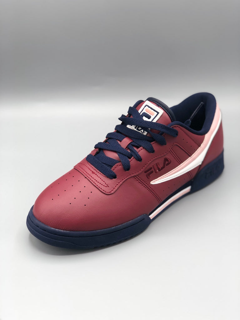 Fila Mens Original Fitness Maroon