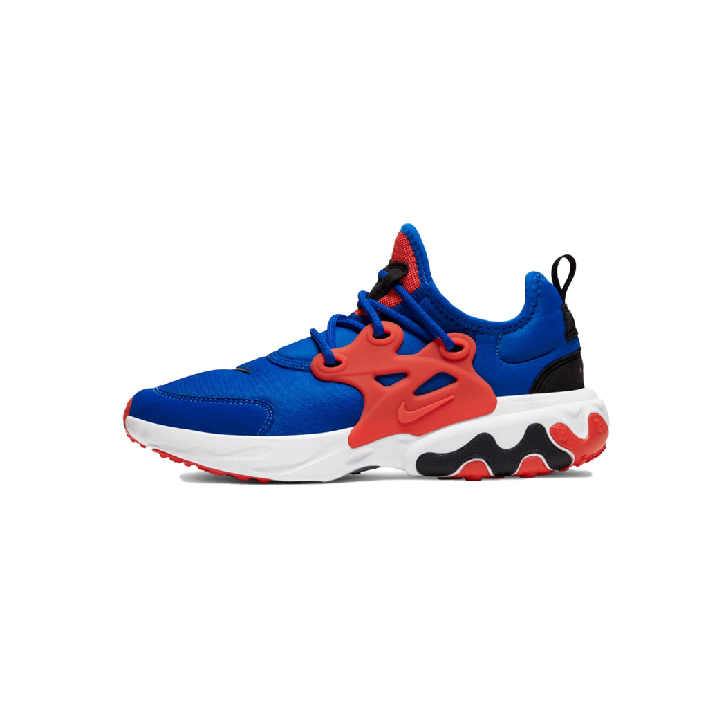 Nike React Presto Hyper Royal Big Kids' Shoe