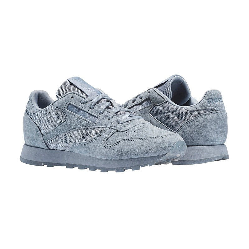 REEBOK CLASSIC LEATHER Lace Meteor Light Blue