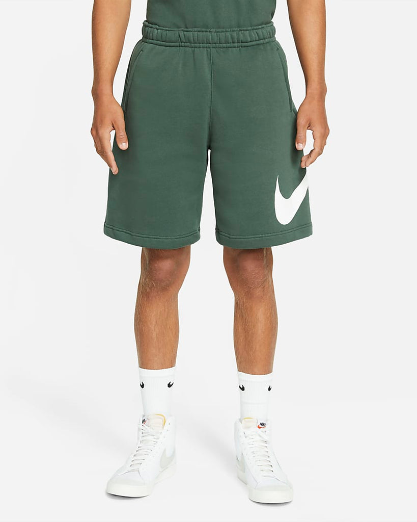 Nike Sportswear Club Men's Graphic Shorts - Galactic Jade