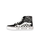 Vans SK8-HI Reissue Japanese Type Black/White