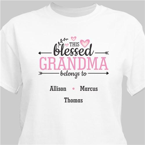 6 Reason To Love Out New Shirt Made Just for Grandma