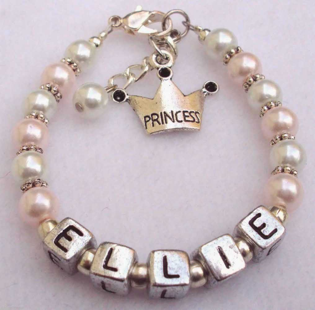 Custom Name Bracelet For Girl (Made to Order)