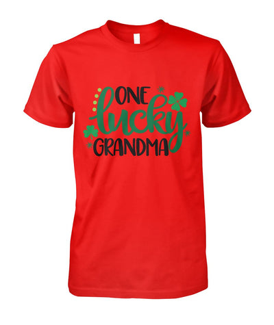 One Lucky Grandma Tshirt
