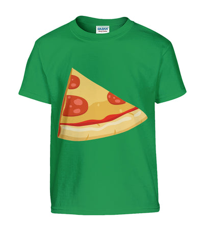 Pizza Slice Kids Shirt