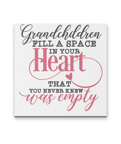 Beautiful Grandchildren Wall Art